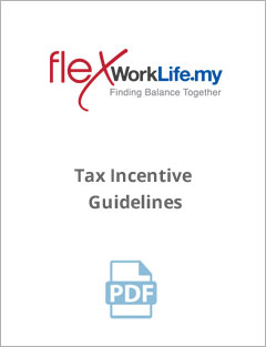 Tax Incentive Guidelines