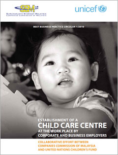 Establishment Of A Child Care Centre at the Work Place