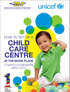 How To Set Up A Child Care Centre at the Work Place