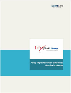 Policy Implementation Guidelines: Family Care Leave