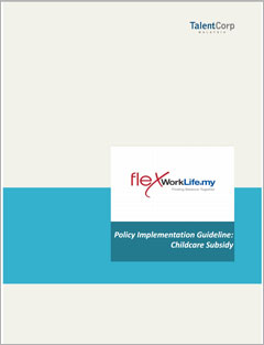Policy Implementation Guidelines: Childcare Subsidy