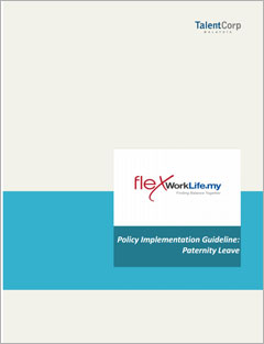 Policy Implementation Guidelines: Paternity Leave