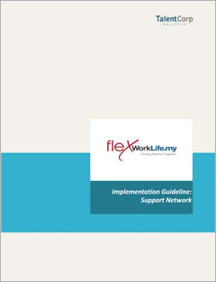 Policy Implementation Guidelines: Support Network