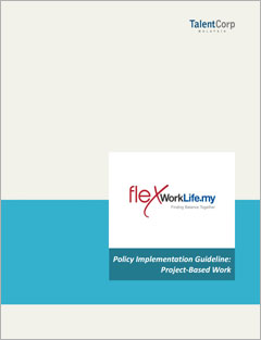 Policy Implementation Guidelines: Project Based Work