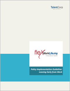 Policy Implementation Guidelines: Leaving early from work