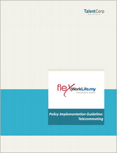 Policy Implementation Guidelines: Telecommuting