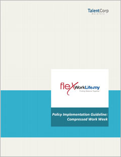 Policy Implementation Guidelines: Compressed Work Week