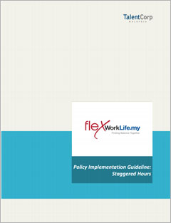 Policy Implementation Guidelines: Staggered Hours