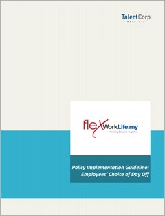 Policy Implementation Guidelines: Employee's Choice of Days Off
