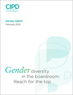 Gender Diversity in the Boardroom: Reach for the Top