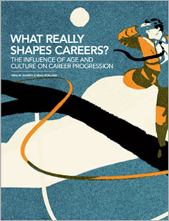 What Really Shapes Careers? The Influence of Age and Culture on Career Progression