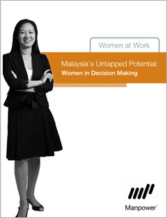 Women at Work – Malaysia's Untapped Potential: Women in Decision-Making