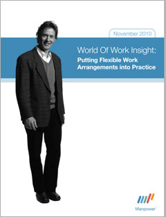World of Work Insight: Putting Flexible Work Arrangements into Practice