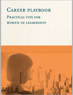 Career Playbook: Practical Tips for Women in Leadership