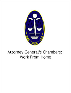 Attorney General's Chambers: Work From Home