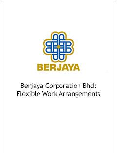 Berjaya Corporation Bhd: Flexible Work Arrangements
