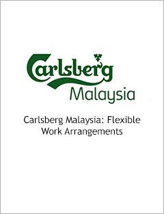 Carlsberg Malaysia: Flexible Work Arrangements