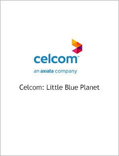 Celcom: Little Blue Planet