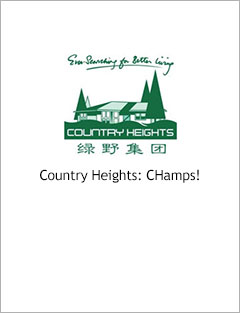 Country Heights: CHamps!