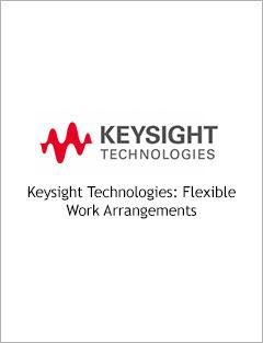 Keysight Technologies: Flexible Work Arrangements