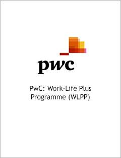 PwC: Work-Life Plus Programme (WLPP)
