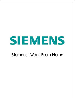 Siemens: Work From Home