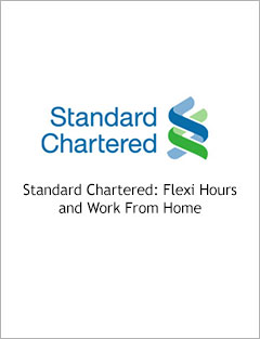 Standard Chartered: Flexi Hours and Work From Home