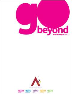 Astro Malaysia Holdings Berhad 2013 Annual Report