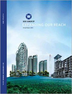 IOI Corporation 2013 Annual Report