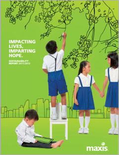 Maxis 2012 Annual Report