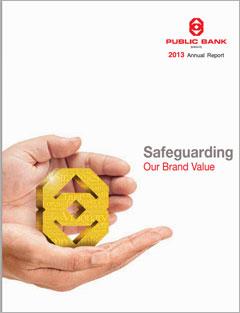 Public Bank Bhd 2013 Annual Report