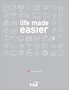 Telekom Malaysia Bhd 2013 Annual Report