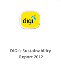 DiGi 2012 Annual Report