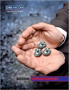 DRB-HICOM 2012 Annual Report