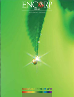 Encorp 2012 Annual Report
