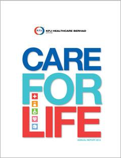KPJ Healthcare 2012 Annual Report