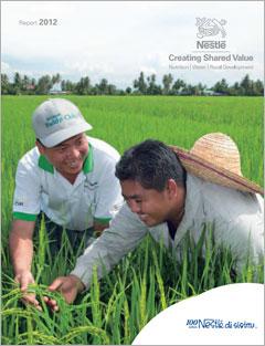 Nestlé 2012 Annual Report