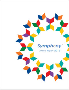 Symphony House 2012 Annual Report