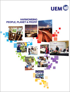 UEM 2012 Annual Report