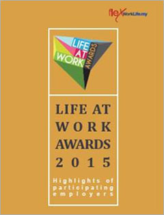 Life at Work Awards 2015 - Highlights of Participating Employers