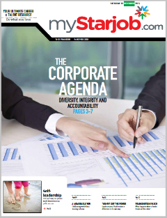 myStarJobs: [December 2015] The Corporate Agenda