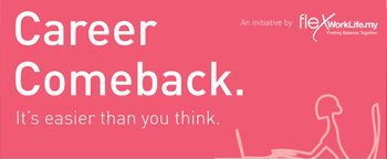 Career Comeback Campaign