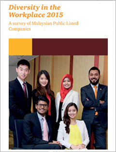 TalentCorp-PwC Survey Report on Diversity in the Workplace 2015