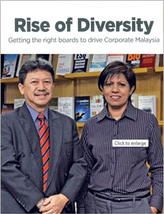 Focus M: Rise of Diversity