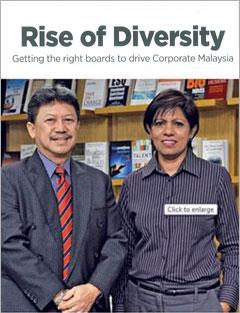 Focus M: Rise of Diversity
