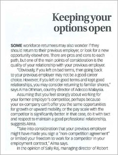 Focus M: Keeping Your Options Open