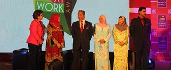 Life At Work Awards: 11th Women's Summit 2013