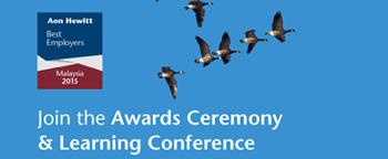 Malaysia 2015  Awards Ceremony & Learning Conference