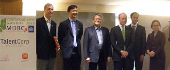 MDBC Sustainability Award 2013 (MSA'13)